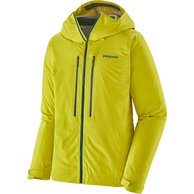 Patagonia Stormstride Jas Heren, chartreuse